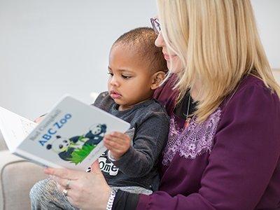 reading at fairstead house nursery